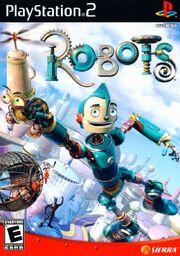 Robots PS2 cover