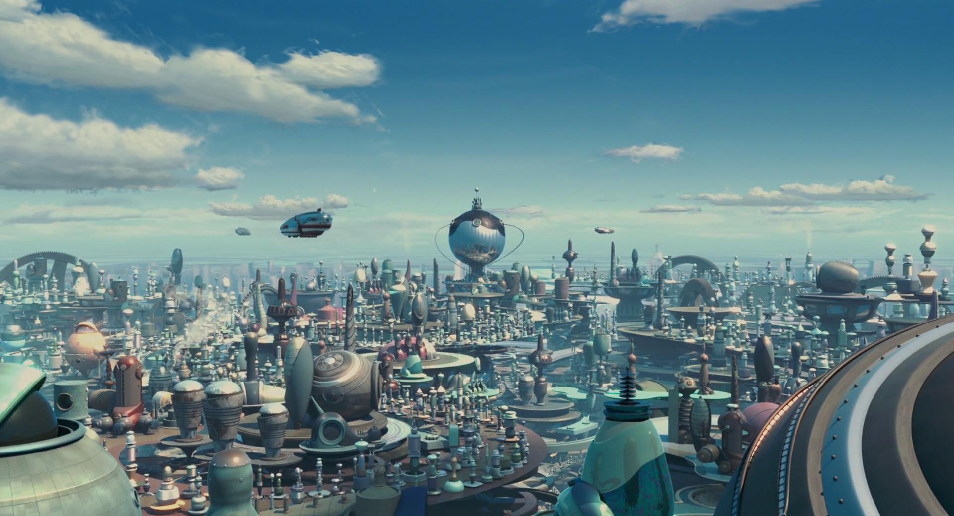 Robot City | Robots Wiki | FANDOM powered by Wikia