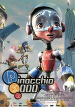 Pinóquio 3000 (título original) 3