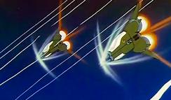 Zentraedi Fighter Thingies