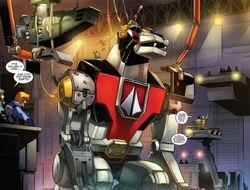 Robotech Voltron LION