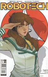 Robotech issue B