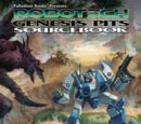 Robotech: The Genesis Pits Sourcebook