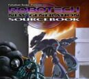 Robotech: The New Generation Sourcebook