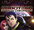 Robotech: The Art of the Shadow Chronicles