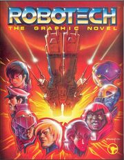Robotech the Graphic novel