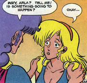 Arla and Zor