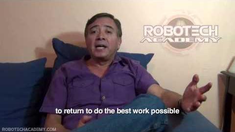 Robotech Academy Jesus Barrero to Spanish-speaking Fans