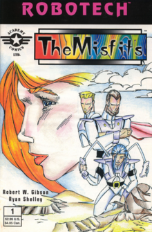 Robotech The Misfits 1-0