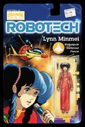 Robotech issue 2