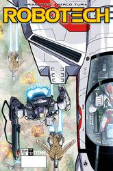 Robotech Titan Issue 2