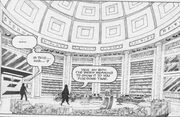 Zors Study Sentinels Comic