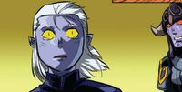 Lotor watches his mother die