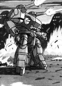 Gladiator MK III sentinels