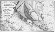 Tirolian Corvette Sentinels 1 6 Comic