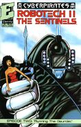 Robotech II: The Sentinels: CyberPirates 2: Running the Gaunlet