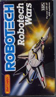 Matchbox - Robotech Wars