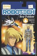 Robotech issue 4 Cover C