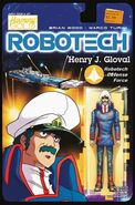 Robotech Titan 3 Cover C