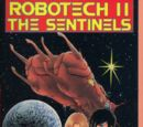 Robotech II: The Sentinels (comic series)