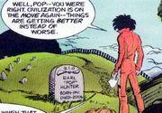 Pop Hunter Grave Graphic Novel