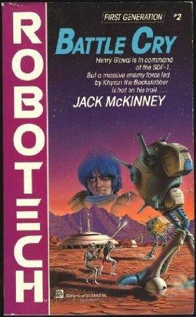 Robotech: The Macross Saga: Battle Cry