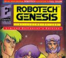 Robotech Genesis: The Legend of Zor