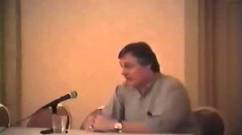 "Carl Macek on the Sentinels and the ""Children of Zor"" (1995)"