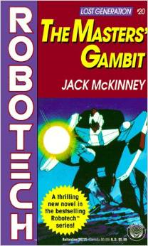 Robotech The Masters Gambit Cover