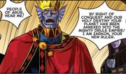 King Zarkon Robotech Voltron