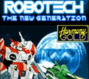 Robotech: The New Generation (video game)