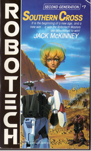 Southern Cross Novel Cover