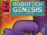 Robotech Genesis: Legend of Zor 2: The Changing