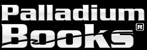 Palladium Books logo