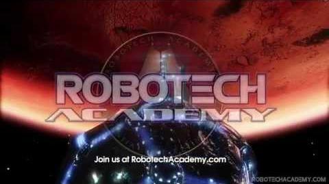 Robotech Academy The CG Team