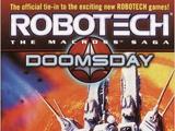 Robotech: The Macross Saga: Doomsday