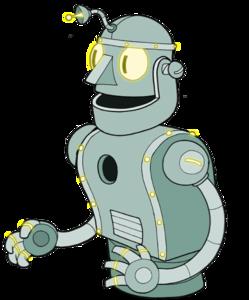 Dr. Kahl's Robot Sprite