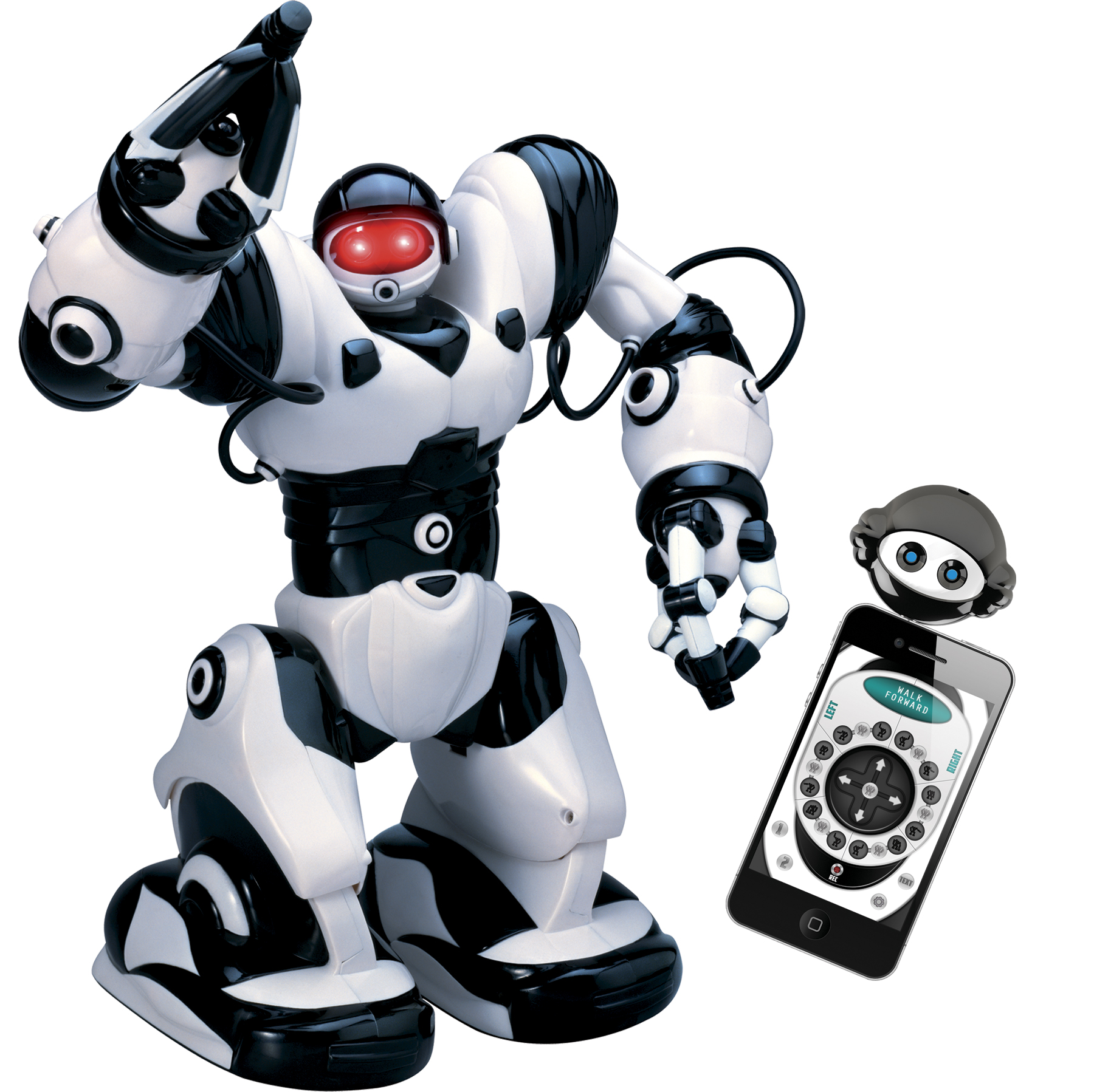 wowwee robosapien humanoid toy robot with remote control manual
