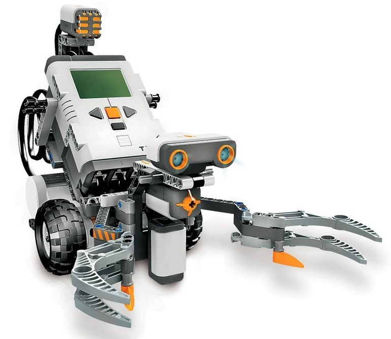 MINDSTORMS NXT 1.0 | Robot Wiki | FANDOM powered by Wikia