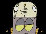 Robot Electro Jones