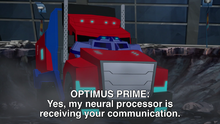 Optimus and Hi-Test work together.