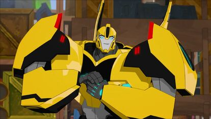 Transformers Robots In Disguise 2015 - Bumblebee