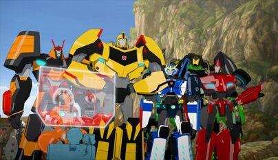 Transformers RID 2015 - Team Bee