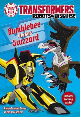 RIDBook Bumblebee Versus Scuzzard