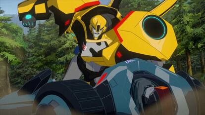 Overloaded2 Bumblebee beats on Overload