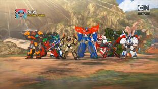 Bee Team and Optimus Prime's All-Stars are Ready
