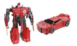One Step Changer Sideswipe