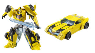 Warrior Wave 1 Bumblebee