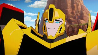 Transformers RID Combiner Force - Bumblebee
