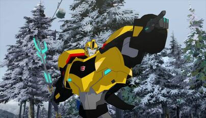 Transformers RID 2015 - Bumblebee In Action